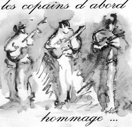 """Un hommage à Brassens par les """"Copains d'abord"""""""