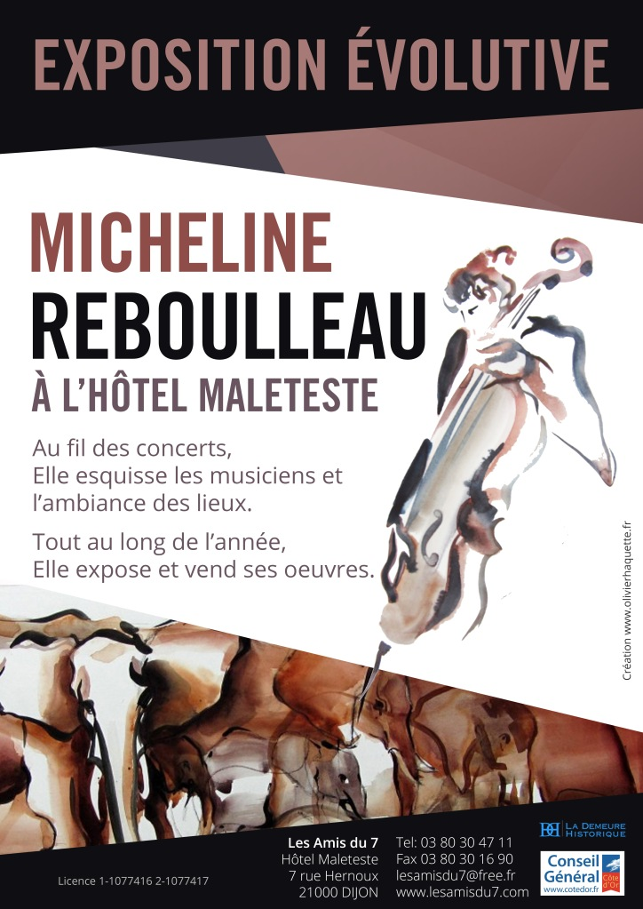 AfficheA3_MichelineReboulleau
