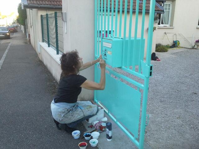 Micheline Reboulleau